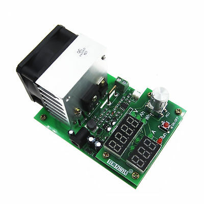 60W Constant Current Electronic Load Module 9.99A 30V Battery Capacity Tester