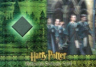 The World of Harry Potter 3D Slytherin Robe Costume Card HP C6 #097/175