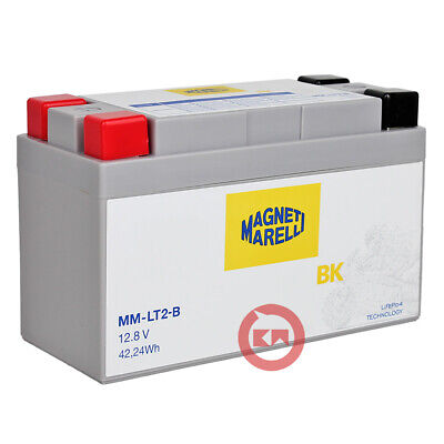 Batteria Magneti Marelli Litio Mm-Ion-3 Ytz10S-Bs Yamaha Xp T-Max 500 2009