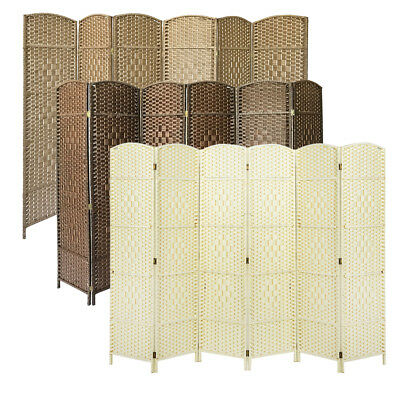 Folding Panel Hand Made Divider Screen Privacy Room Movable Partition Separator