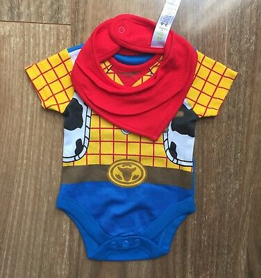 Disney Baby - Toy Story - Sheriff Woody - Size 3-6 Months / 00