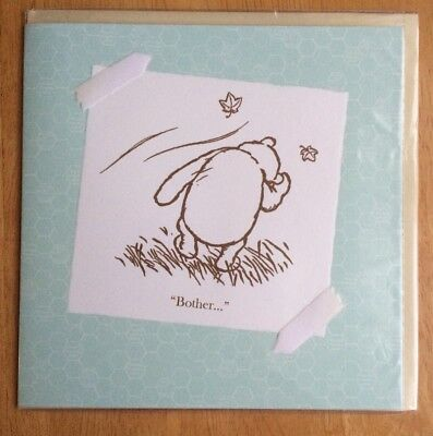Winnie the pooh blank card envelopes pack of 4 299 picclick uk bother classic winnie the pooh greetings card 625x625 disney m4hsunfo