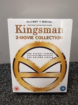 Kingsman 2 Movie Collection 163727/7