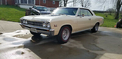 1967 Chevrolet Chevelle ss 1967 chevelle ss 396  NO RES.