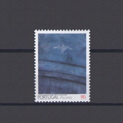 AZORES, EUROPA CEPT 1993, CONTEMPORARY ART, STAMP from S/S, MNH