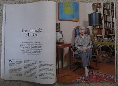 Paula Fox – Stella magazine – 14 April 2013