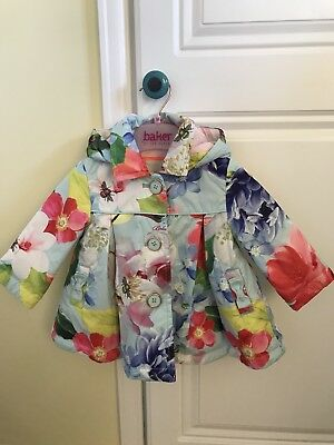 New With Tags Baby Ted Baker Coat 3-6 Months