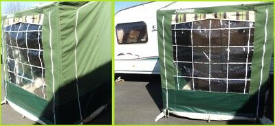 Caravan Awning NR Porch High Quality Used Once REDUCED