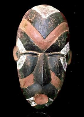 Outstanding  Tribal Songye  Mask    --- Congo