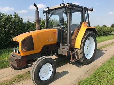 Renault Ceres 75 Tractor Small Holding Equestrian Farm Plant Export