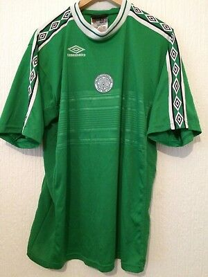 Celtic Home Vintage Football Shirt