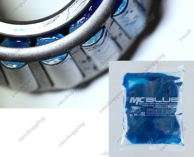 Grease MC-1510 Blue, 80g, lithium High temperature bearing, analogue Castrol LMX