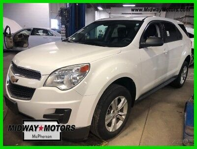 Chevrolet Equinox LS 2015 LS Used Certified 2.4L I4 16V Automatic FWD SUV OnStar