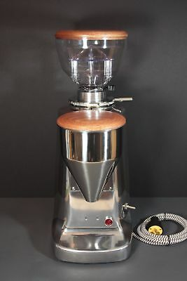NEW Mazzer Custom Doserless Stainless Steel Funnel -  ** Make Offer **