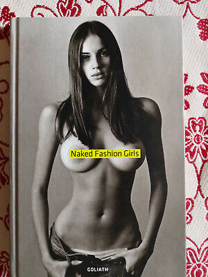Foto-Buch Naked Fashion Girls Mike Dowson Goliath ähnlich Russian Lolita rar!!!!