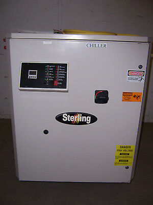 9125 Sterling Smcw-7.5 Chiller Portable