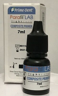 Prime Dental Parafil™ LAB Composite / Zirconium Primer 7ml Bonding Agent