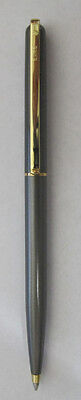 Elysee  Gunmetal & Gold  Trim  Ballpoint Pen New In Box *