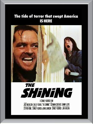 The Shining A1 To A4 Size Poster Prints