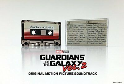 Guardians Of The Galaxy Vol 2:.. Awesome Mix Vol 2 Cassette New
