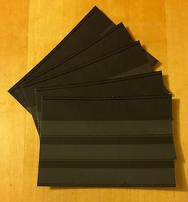 50 CLIMAX Stock Display cards - FREE UK DELIVERY!!!! ~ 3 - STRIP 158mm X 110mm