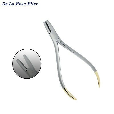Dental Orthodontic De La Rosa Arch Forming & Contouring Wire Bending Ortho Plier
