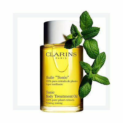 Clarins Tonic Body Treatment Oil - Firming Toning 100ml AU Stock