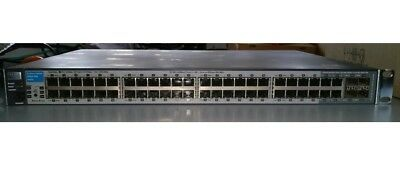 HP Procurve Switch 2810-48G J9022A 48x 1000Base-T 4x SFP (shared) managed Giga