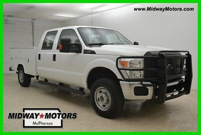 Ford F-250  2013 Used 6.2L V8 16V Automatic 4WD Pickup Truck