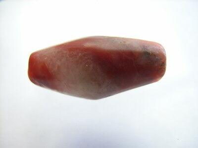 1 Ancient Neolithic Agate Bead, Stone Age, VERY RARE!  TOP !
