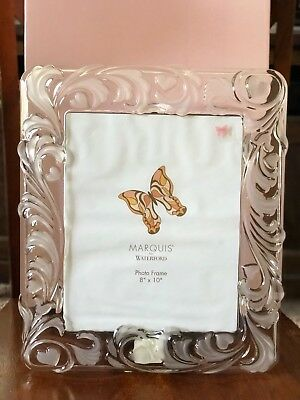 MARQUIS BY WATERFORD, Yours Truly Collection, Crystal 8x10 Picture ...