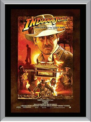 Raiders Of The Lost Ark A1 To A4 Size Poster Prints