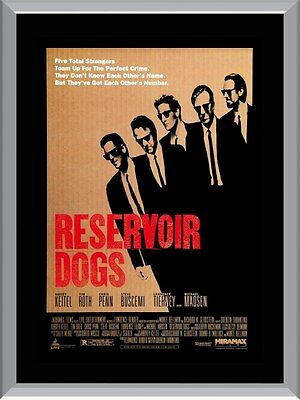 Reservoir Dogs A1 To A4 Size Poster Prints