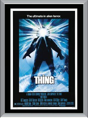 The Thing Movie A1 To A4 Size Poster Prints