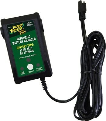 Battery Tender 022-0199 Junior Selectable Charger