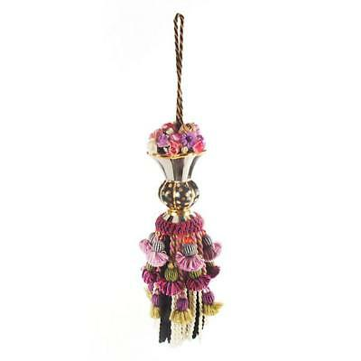 MacKenzie-Childs Botanica Tassel **NEW** #35503-005