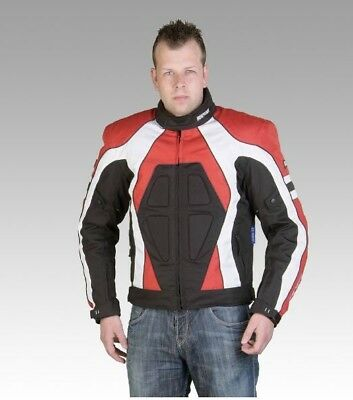 RAYVEN Stingers Motorbike Jacket XXXL Armour - Waterproof