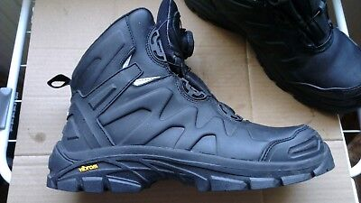 hoard as a rare commodity how to find for whole family SAFETY BOOTS TROJAN WORK BOOTS 6P7500 Trojan® Minotaur S3 Safety Boot Black