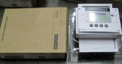 SUNPOWER 864-0134 SPRX WIRED PV SOLAR MONITOR - Xantrex re-labeled by sunpower