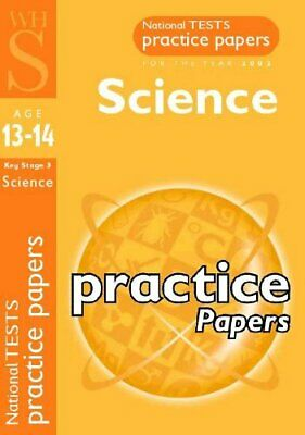 National Tests Practice Papers Key Stage 3 Science (2002) (Nationa... by WHSMITH