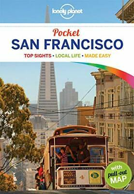 Lonely Planet Pocket San Francisco (Travel Guide) by Bing, Alison Book The Cheap