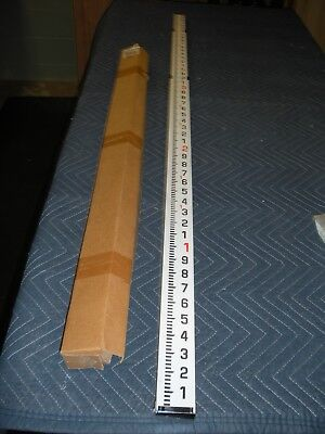 "David White Grading Pole 9"" Alum Model 7704"