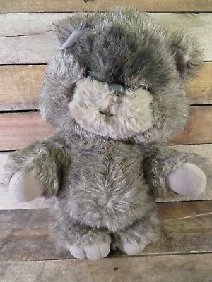 "Vintage EWOK Star Wars 15"" Plush Stuffed Toy Lucas"