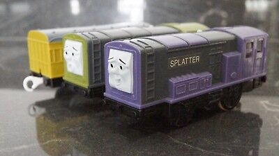Thomas And Friends Splatter And Dodge Trackmastertomy With Special