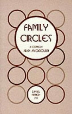 Family Circles (Acting Edition) by Ayckbourn, Alan Paperback Book The Cheap Fast