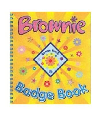 The Brownie Guide Badge Book by Girlguiding UK Paperback Book The Cheap Fast