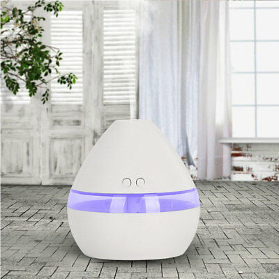 1X Air Aroma Essential Oil Diffuser LED Ultrasonic Aroma Aromatherapy Humidifier