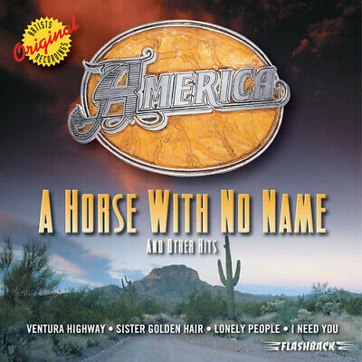 America - A Horse with No Name & Other Hits [New CD]