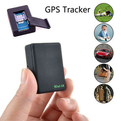 GSM/GPRS/GPS Tracker Tracking Localizzatore globale A8 Real Time Vehicle Auto HQ