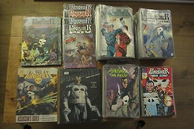Large Collection of Comic Books
